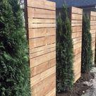 Top 50 Best Privacy Fence Ideas - Shielded Backyard Designs