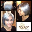 Hair color is a form of self expression. Here's an example of one of the many things we can do with our Aveda color! -cut by Majken Smith and color by Jay Reyes