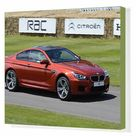 Box Canvas Print. Goodwood Festival of Speed 2012 BMW M6 Coupe,