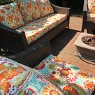 Handmade Outdoor Cushions! {+ Tips to Make Your Own!}