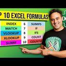 Excel Dependent Drop Down List VLOOKUP | MyExcelOnline