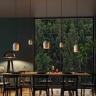 Archy Hanglampen Boven Eettafel - Upcycled Design Lighting