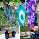 Tie Dye Tutorial
