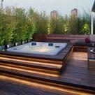 Top 50 Best Deck Steps Ideas - Backyard Design Inspiration