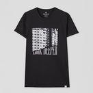 Camiseta Muscle Fit Print