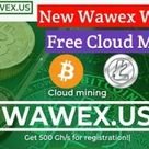 Wawex Us New Free Cloud Mining Website 2019 500 Gh S Free No