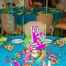 Candy Themed Party