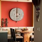 15 Eye Catching Interior Spaces With Colors. | Laya Decor