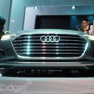 Audi's vision of the future includes watch controlled cars   Engadget