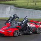 Unique Lark Livery McLaren P1 GTR Is The UK's Most Prized Used Car   Carscoops