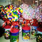 Candy Topiary