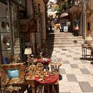 Pictures of Taormina, Sicily - Stock Photos | Paul E Wiliams Photography Archive