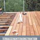 Terrassenbau: Step by step!