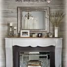 Painted Fireplace Unit !