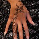 35 unglaubliche Henna-Tattoo-Design-Inspirationen...