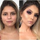 Before and After Makeup Transformation 20 photos   Inspired Beauty