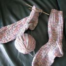 The Best Sock Pattern EVER