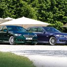 Video BMW Alpina B5 Biturbo with Uprated 540 HP