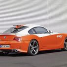 BMW Z4 M Coupe Profile Concept