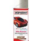 Alfa Romeo 147 Bianco Nuvola Iridescente White Aerosol Spray Paint 212A   Aerosol Basecoat Spray Paint 400ml