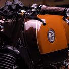 METICULOUS 1983 BMW R100 by Incerum Customs.