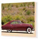 Box Canvas Print. Bentley R Type Continental Fastback