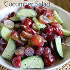 Recipe For Grape Salad