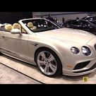 2016 Bentley Continental GT Speed Convertible   Exterior and Interior Walkaround