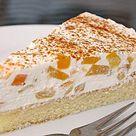 Pfirsich-Schmand-Kuchen von ManuGro | Chefkoch
