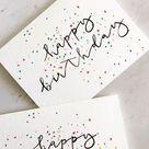 Poppy Wedding Invitations - Sample