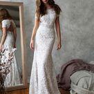 Lace Wedding Dresses   Beach Wedding Dresses   Bridal Shop London