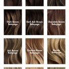 How do I choose the right color of Balayage extensions?