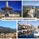 [Immobilier] Le prix au m² en baisse à Marseille sauf dans le 8e, c'est le moment d'acheter