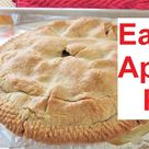 How to Make Easy Apple Pie From Two Ready Pie Crust