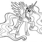 Ausmalbilder My Little Pony - Malvorlagen kostenlos zum ausdrucken