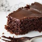 Porno-Kuchen (Saftiger Schokoladenkuchen)