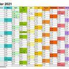 Kalender 2021 PDF Download | Freeware.de