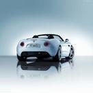 2009 Alfa Romeo 8C Spider   HD Pictures, Videos, Specs & Information   Dailyrevs