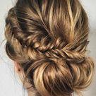 30 Glorious Ways To Style A Fishtail Braid