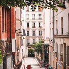 Paris Art Print Montmartre Photography Print Paris Wall Art   Etsy