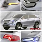 2006 Acura MD X Concept   HD Pictures,Specs,information and videos   Dailyrevs