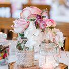 Vintage-verliebte DIY-Hochzeit im bayerischen Wirtshaus (Hochzeitsgezwitscher)