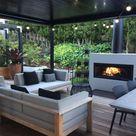 Outdoor Fireplaces | Trendz Outdoors