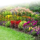 Pioneer Garden & Home Decor Garden Fence GFP006 32