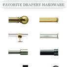 Drapery Hardware