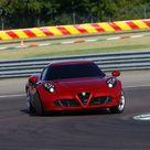 2014 Alfa Romeo 4C  Top Speed