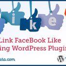 CevherLink FaceBook Like Increasing WP Plugin