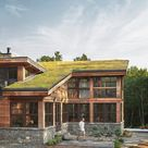 Home on Pemaquid Pond by Briburn   HomeAdore