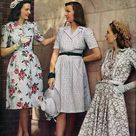 1940s Woman