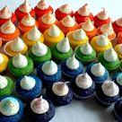 Rainbow Birthday Cakes